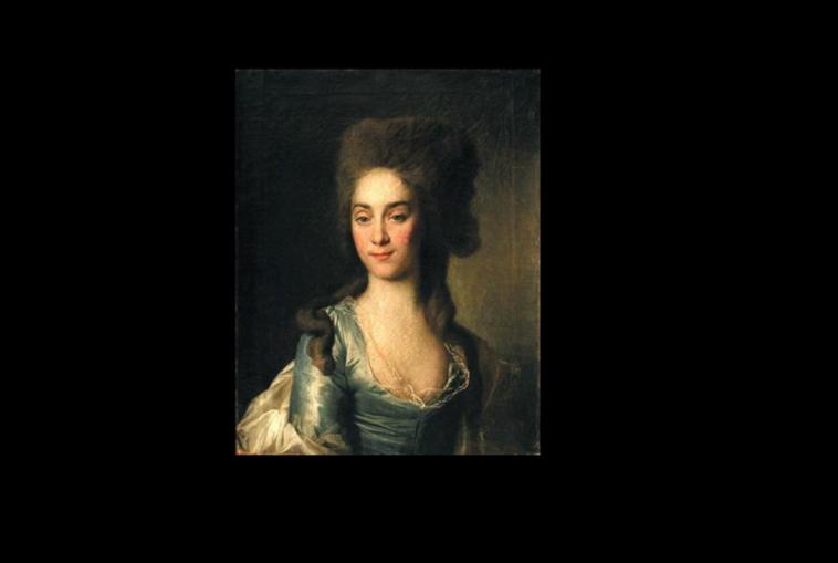 Левицкий Дмитрий Григорьевич Портрет Татьяны Петровны Рознатовской (1755 – 18..)