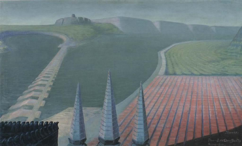 Лунный городок Тривеж (1932-1933)