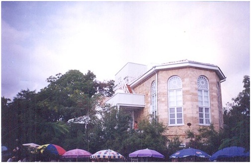 Дача-музей Максимилиана Волошина.