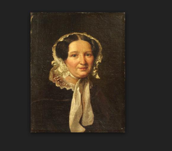 Василий Андреевич Тропинин (1776-1857) Женский портрет 1830-1840