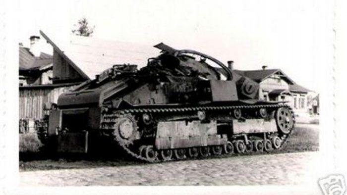 Тот самый танк Т-28