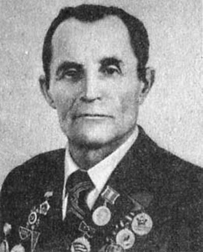 Дмитрий Иванович Малько в 80-е годы.