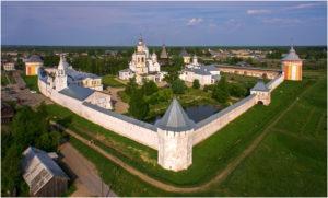 Спасо-Прилукский монастырь.