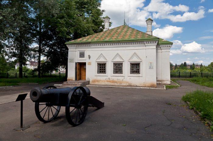 Музей Петра Великого.