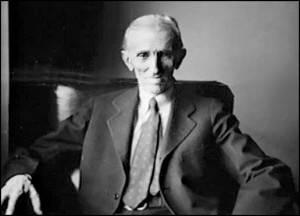 Никола Тесла. 1938 г.