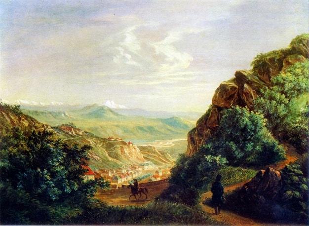 Пятигорск (масло, 1837)