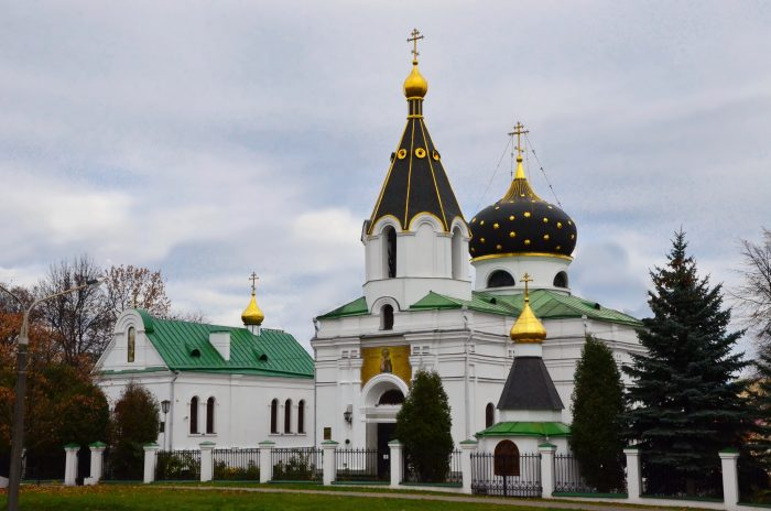 Храм святой равноапостольной Марии Магдалины в Минске