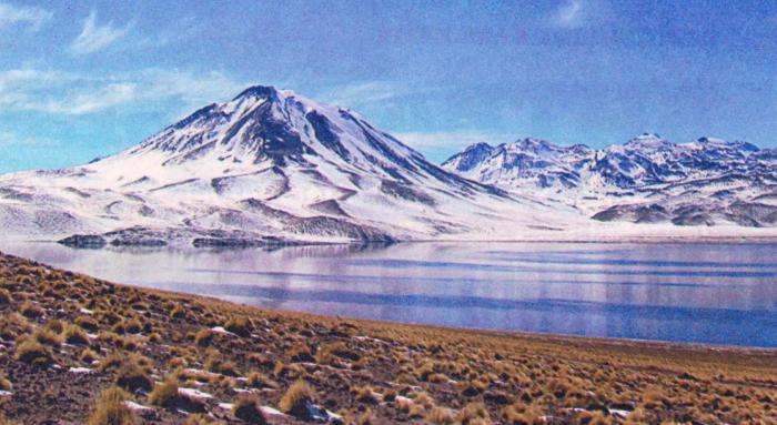 В те годы Чили была настоящей терра инкогнита - неизвестной землей. И любознательному Домейко было где развернуться.