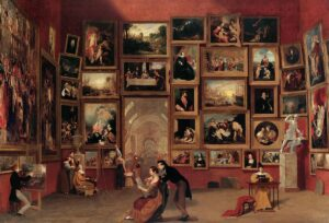 С.Морзе. Галерея Лувра.