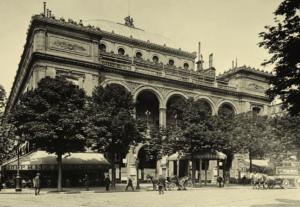 Театр Шатле. 1905год.